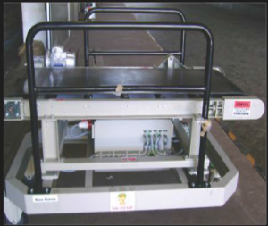 Belt Conveyor weighing system